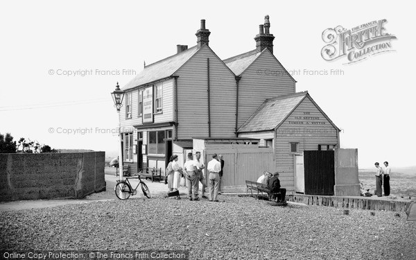 Photo of Whitstable, The Old Neptune 1950