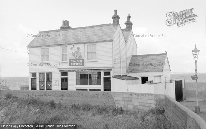Photo of Whitstable, The Old Neptune 1962