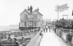 The Old Neptune, Marine Terrace 1950, Whitstable