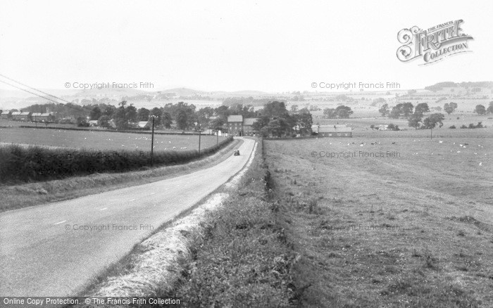 Photo of Whittingham, General View c.1955