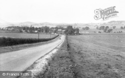 Whittingham, General View c.1955