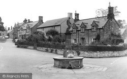 The Fountain c.1955, Whittingham