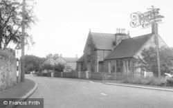 The Village c.1955, Whittingham