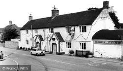 Dog Inn c.1965, Whittington