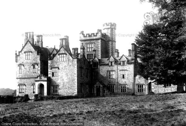 Photo of Whittington, Hall 1899