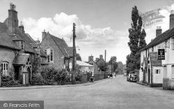 Main Street c.1955, Whittington