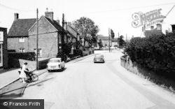 Main Street c.1965, Whittington