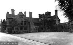 Old Hall c.1955, Whittington