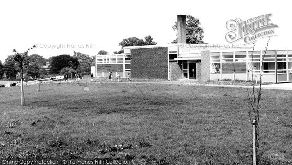 Photo of Whittington, Primary School c.1965