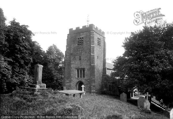 Photo of Whittington, St Michael's Church 1899