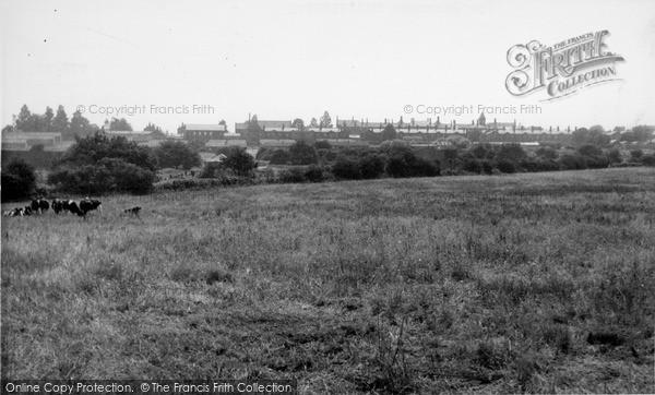 Photo of Whittington, the Barracks c1955