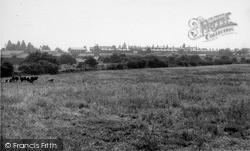 The Barracks c.1955, Whittington