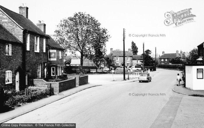 Photo of Whittington, The Bell c.1965