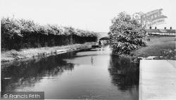 The Canal c.1965, Whittington