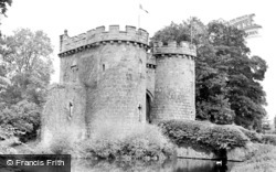 The Castle c.1955, Whittington