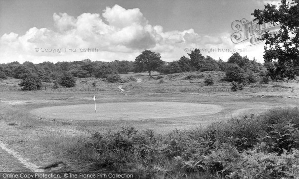 Photo of Whittington, The Heath c.1955