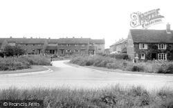 The Village c.1955, Whittington
