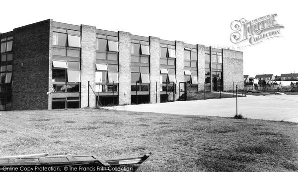 Photo of Whittington, Whittington Grange School c.1965