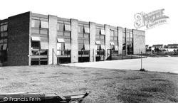 Whittington Grange School c.1965, Whittington