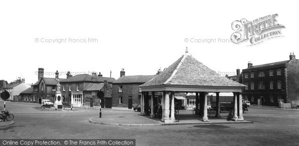 Photo of Whittlesey, Market Place c.1965