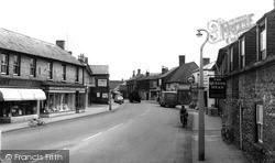 Whittlesey, Market Street c.1965