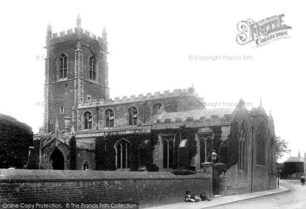 Photo of Whittlesey, St Andrew's Church 1904