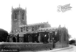 St Andrew's Church 1904, Whittlesey