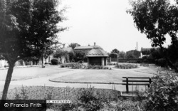 The Garden Of Rest c.1965, Whittlesey