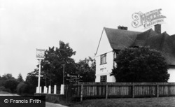 The Brewery Tap c.1955, Whittlesford