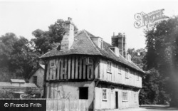The Guildhall c.1955, Whittlesford