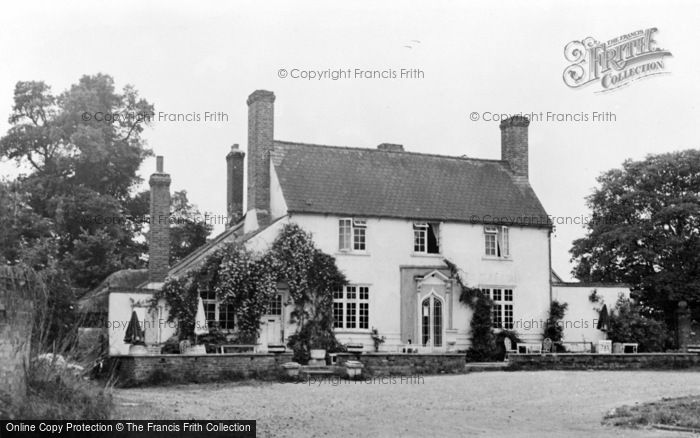 Photo of Whittlesford, The Tickell Arms c.1955