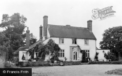 The Tickell Arms c.1955, Whittlesford