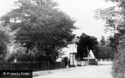 Whittlesford, West End c.1955