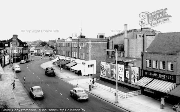 Photo of Whitton, High Street c1965