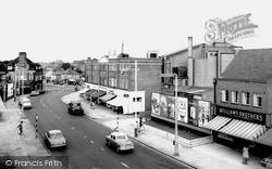 High Street c.1965, Whitton