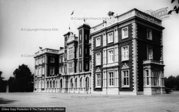 Photo of Whitton, Royal Military School Of Music, Kneller Hall c.1965