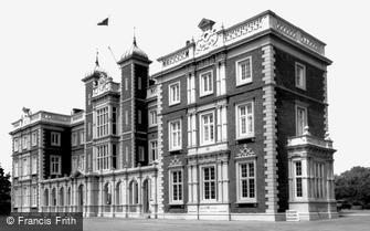 Whitton, Royal Military School of Music, Kneller Hall c1965