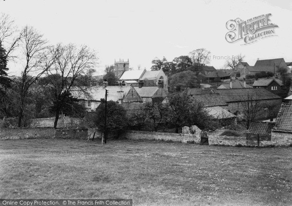 Photo of Whitwell, c.1950