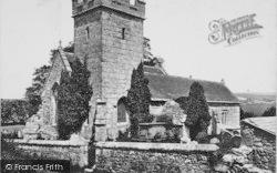 Whitwell, Church c.1876