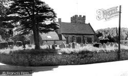 Whitwell, Church Of St Mary And St Rhadegund c.1955