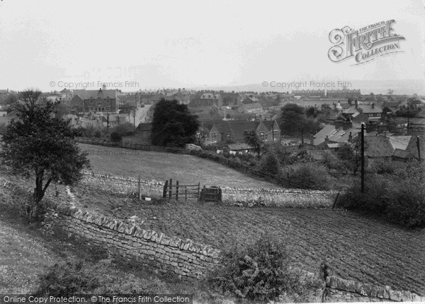 Photo of Whitwell, General View c.1950