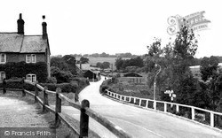 Whitwell, General View c.1955