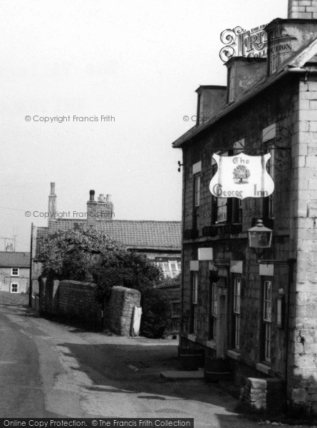 Photo of Whitwell, George Inn c.1960
