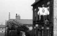 Whitwell, George Inn c.1960