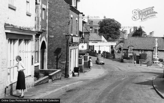 Photo of Whitwell, High Street c.1960