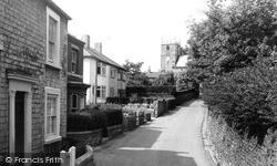 Scotland Street c.1955, Whitwell
