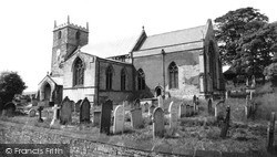 St Lawrence's Church c.1960, Whitwell