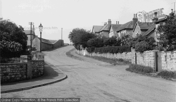 Photo of Whitwell, Sunnyside c.1960
