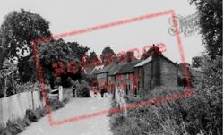 The Bridge c.1950, Whitwell
