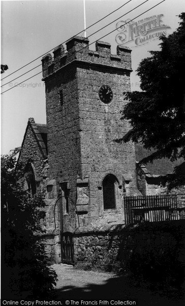 Photo of Whitwell, The Church c.1955